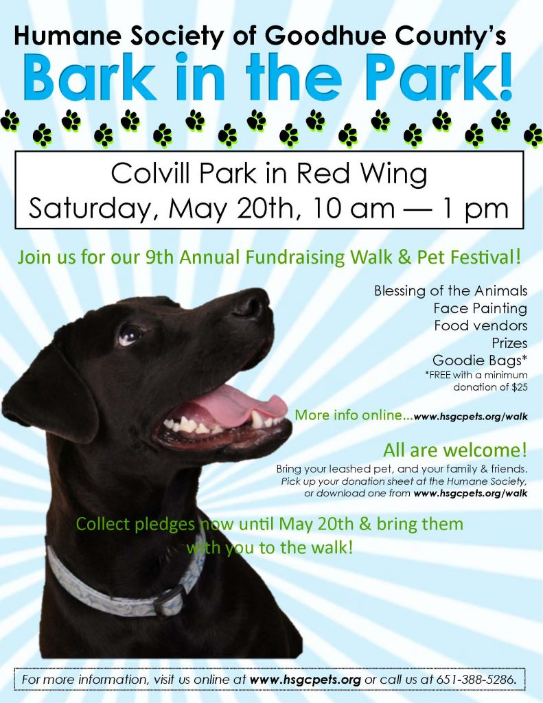 Bark in the Park 2017